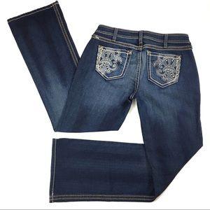 Ariat Turquoise Beaux Nouveaux Jean
